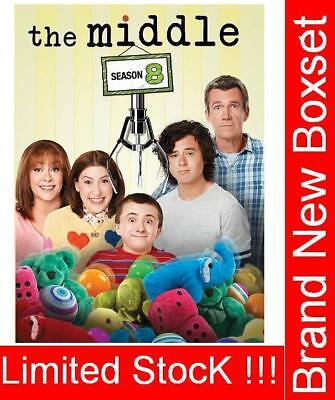 The Middle Season 8 DVD Complete Eight 8th Series Brand New & Sealed Box Set