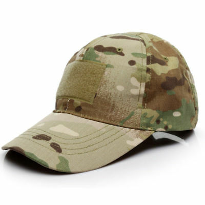 Tactical Operator Baseball Cap airsoft Multicam Military Army Style Camo OneSize