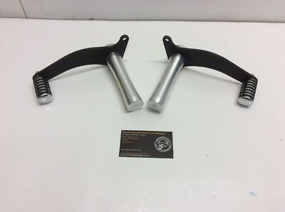 Aftermarket Shifter And Brake Pedal