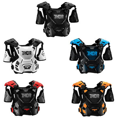 Thor Guardian Youth Chest Protector MX ATV Motocross Offroad Roost Guard