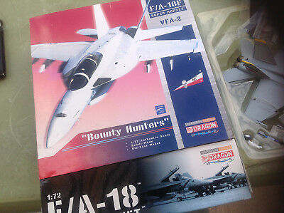 dragon wings warbirds 1/72 F-18 Hornet Bounty Hunters