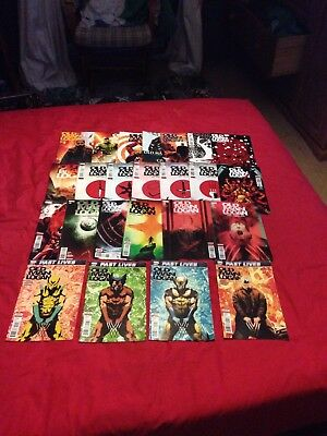 Old Man Logan #1-24 Comic Set