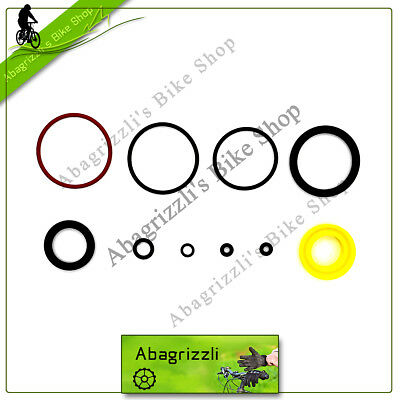 Fox DHX RC4 / RC2 Coil IMPROVED Oil Seal Kit