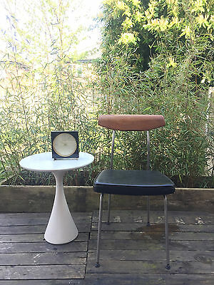 Vintage Retro Rare Stag S320 Dining Leather Chair by John and Sylvia Reid