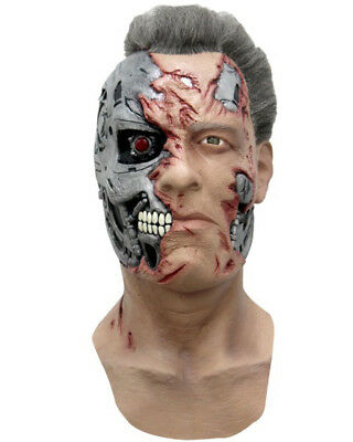 Terminator T800 Mask One Size