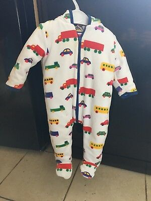 Snow suit baby boy Marimekko been used but in excellent condition aged6-9 months