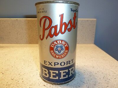 Pabst OI Flat Top (USBC 111-14)  Very nice condition (Minty)