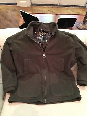 Barbour Dunmoor Fleece Shooting Jacket Xxl Lord James Percy