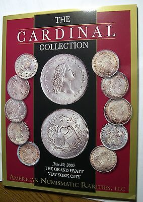 ANR 6/30/2005 sale - The CARDINAL COLLECTION of finest Flowing and Bust Dollars