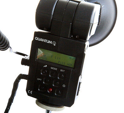 X5D-R Quantum Digital Ratio Flash up to 400ws Known for Beautiful Light,  READ !