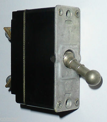 Circuit Breaker 35A  for USAF plane WWII AN3160-35  - NOS