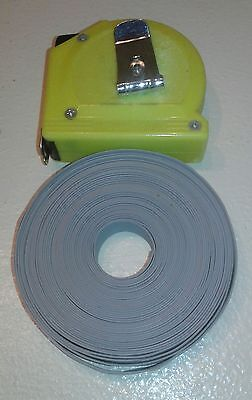 26.5' 12 Pin Wire Idc Flat Gray Ribbon Cable