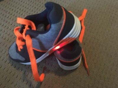 Brand new Emerson Junior light up shoes Size 10