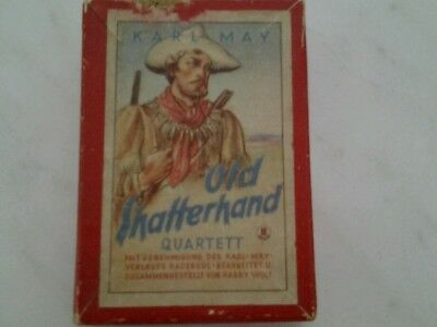 Karl May Old Shatterhand Quartett 1951