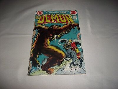 The Demon Issue 6 Dc Comic