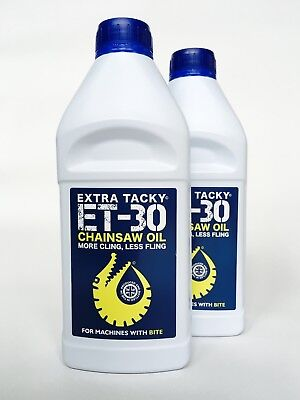 2 Litre Gator Oils CHAINSAW OIL 100cst Chain Oil Guide Bar Pump for all Saw Make