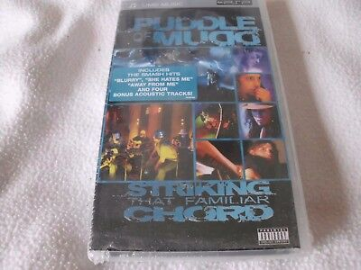 Puddle of Mudd - Striking That Familiar Chord - UMD Video FSK 0 OVP