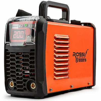 Welder Inverter MMA 200Amp ARC Stick Welding Machine DC iGBT  Portable