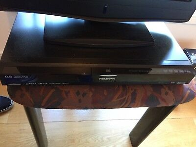 panasonic DVD player Recorder  DMR - Ex77