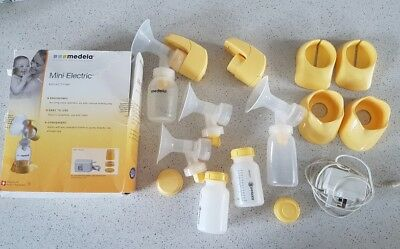 medela mini electric breast pump bundle- SEE MY OTHER RELATED ITEMS