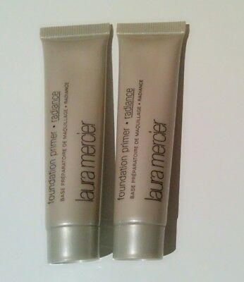 1* Laura Mercier Radiance Foundation Primer 15 ml travel size