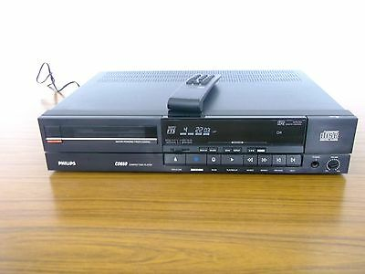Philips CD650 High End CD-Player