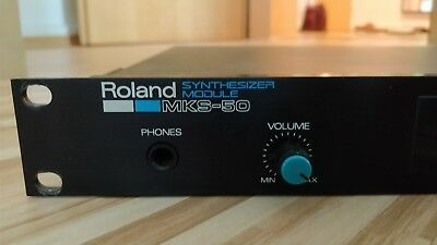 Roland MKS-50 Synthesizer