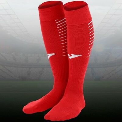 JOMA PREMIER FOOTBALL SOCKS - RED - various sizes