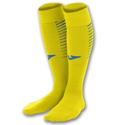 JOMA PREMIER FOOTBALL SOCKS - YELLOW - various sizes
