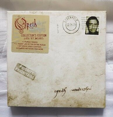 Opeth - Watershed 2008 2Cd Collector's Edition