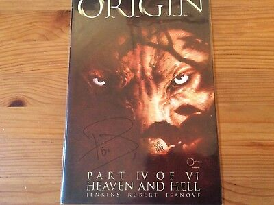 Wolverine Origin Part 4 of 5, Heaven & Hell, Signed COA, NM DF Sealed