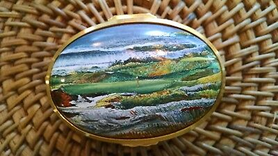 Halcyon Days Collectible enameled box