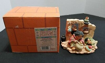 Enesco Friends of the Feather 1996 Friends of the Earth Limited Edition Figurine