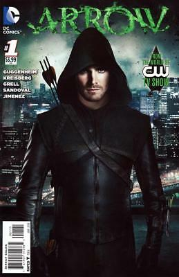 Arrow (2013)   #1 to 12 complete TV Show  NM- to NM/M