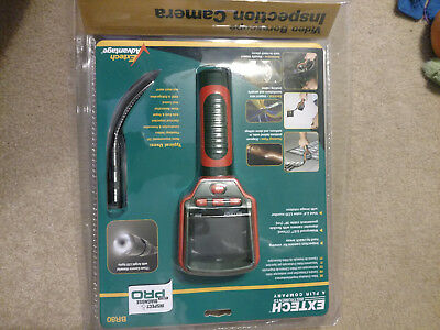 Extech BR80 Color Video Borescope Inspection Camera-Brand new-Never opened