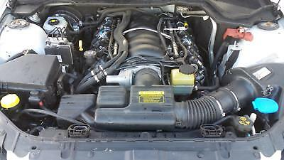 Holden Commodore Engine 6.0, L77, Ve, Active Fuel Mgt Type, 09/10-04/13 10 11 12