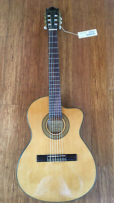 Ibanez thinline classical-electric G45TCE guitar
