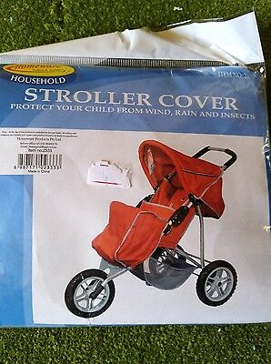 Stroller Cover-Protect your Child from Wind, Rain & Insects