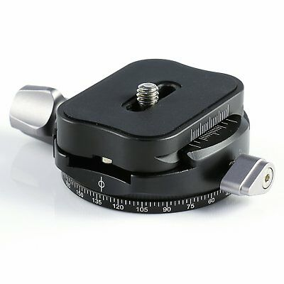 X-36 Quick Release Plate For DSLR Camera And Tripod - Grey