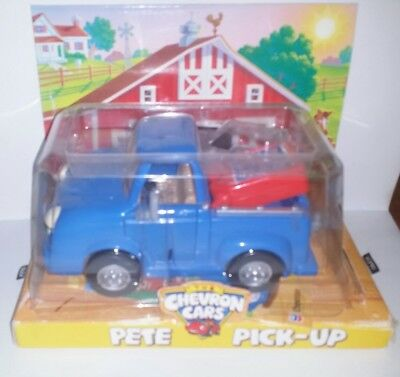Pete Pickup CHEVRON Cars Collectable Car