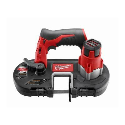 Milwaukee Sub-Compact Band Saw Cordless 12-Volt Lithium-Ion (Tool-Only)