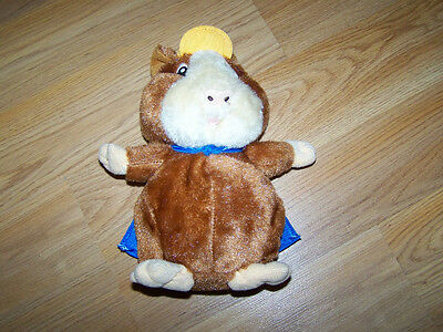"""The Wonder Pets Linny the Guinea Pig 10"""" Plush Animal Stuffed Toy Fisher Price"""