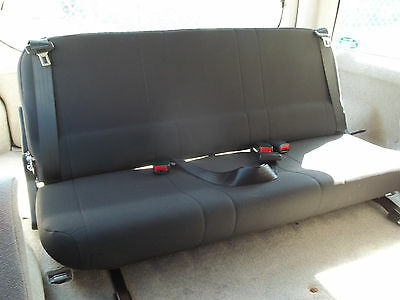 Ford Territory   Child Dickie Seat 3rd Row Dicky Seat Dickey Seating  3