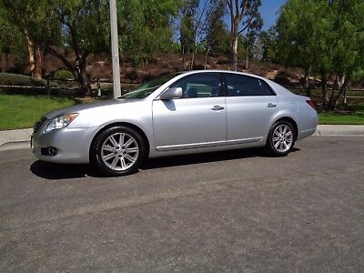 2008 Toyota Avalon Limited with Navigation 2008 Toyota Avalon Limited with Navigation - One Owner-Serviced - Low 45k Miles