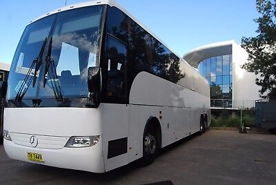 2002 Mercedes Benz Coach 55 seater