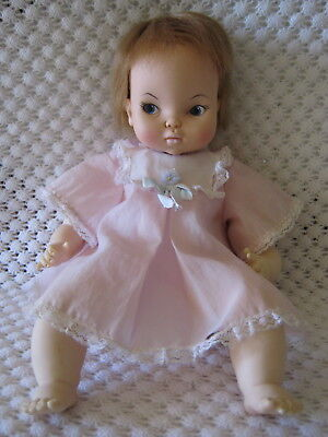 VINTAGE IDEAL THUMBELINA, (in original tagged dress)