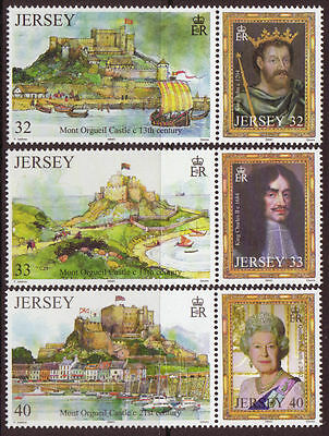 Jersey 2004 A Peculiar of the Crown MNH