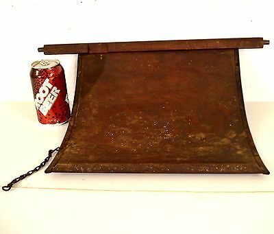 Treadle Singer sewing machine Wooden Belly/oil Pan-bottom bonnet-dust cover