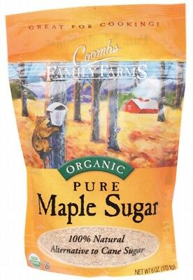 COOMBS Maple Sugar 170g