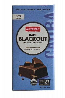 ALTER ECO Choc Dark Blackout 80g